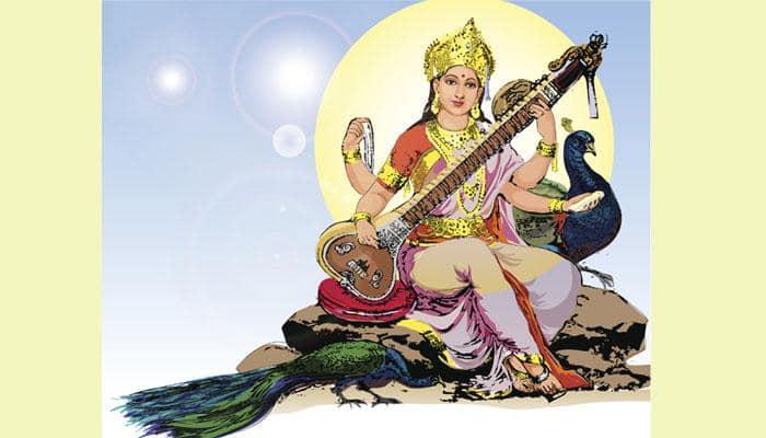 Vasant Panchami 2017: Pay tribute to Goddess Saraswati by singing this Aarti