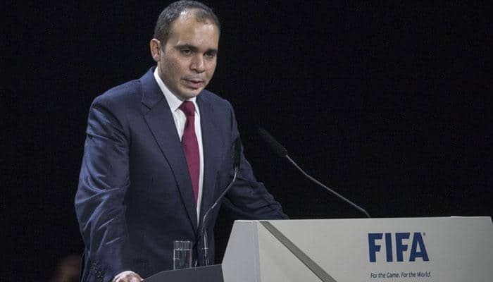 FIFA politics: Prince Ali says some teams have been given unfavourable fixtures