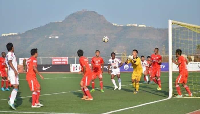 I-League: Shillong Lajong FC, Aizawl FC share honours in Northeast derby