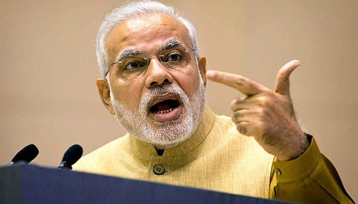 India only economy not affected by global economic crisis: PM Narendra Modi