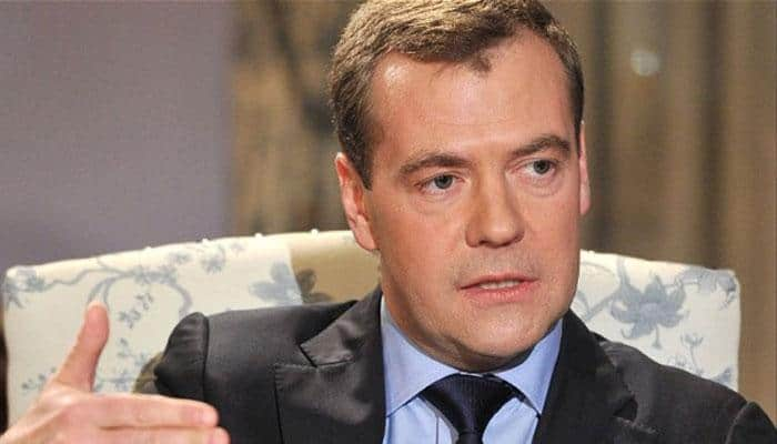 """Ground operation in Syria will lead to """"a full-fledged, long war,"""" Russian PM says"""