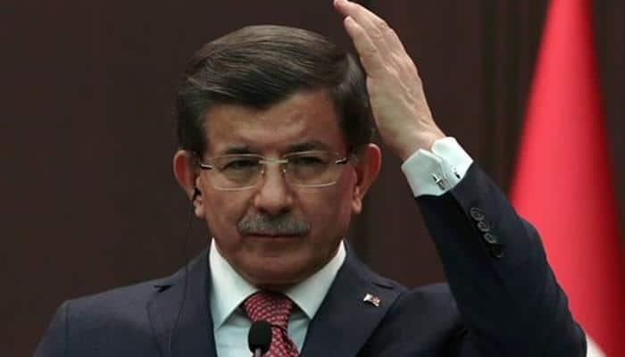 Turkey will continue to strike back at Kurdish fighters in Syria, PM tells Merkel