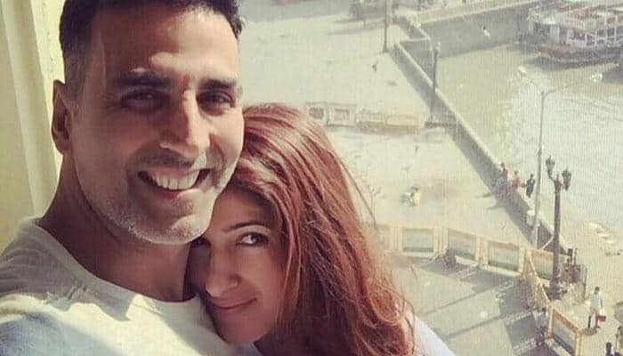 Akshay Kumar expresses his love for his Valentine Twinkle Khanna – Here's how