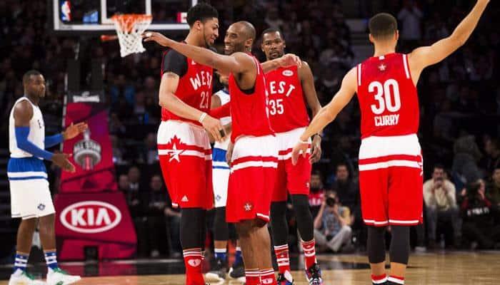 Retiring NBA legend Kobe Bryant feels the love in record-setting All-Star Game