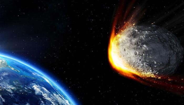 How 'burning' asteroids dispatch shooting stars to Earth