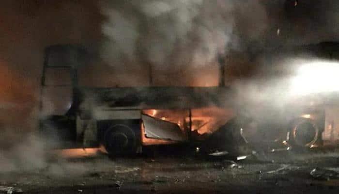 Turkey blames Kurdish militants for Ankara bombing; vows reprisals