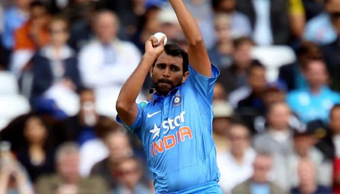 Injured Mohammed Shami ruled out of Asia Cup, Bhuvneshwar Kumar named replacement