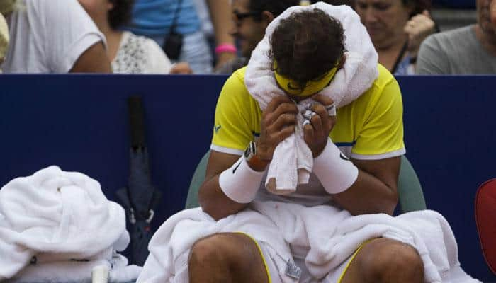 ATP Rio Open: Rafael Nadal stunned by 45th-ranked Pablo Cuevas in semi-final