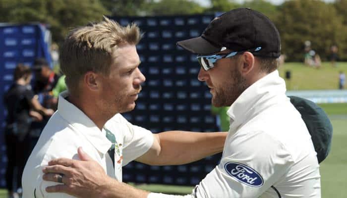New Zealand vs Australia: Home crowd abuse went too far, says David Warner