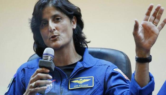 Nothing that can't be achieved through will, determination: Sunita Williams
