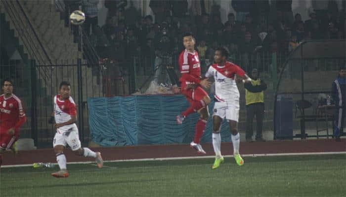 I-League: DSK Shivajians held for 1-1 away draw against Shillong Lajong FC