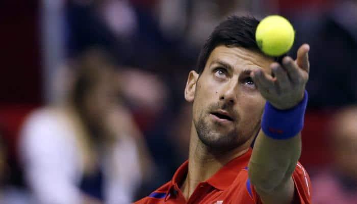 Davis Cup Andy Murray Puts Holders Britain Ahead Novak Djokovic Excels For Serbia Tennis News Zee News