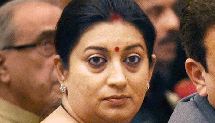 Smriti Irani's cavalcade not involved in accident on Yamuna Expressway, says HRD Ministry; doctor's family disagree