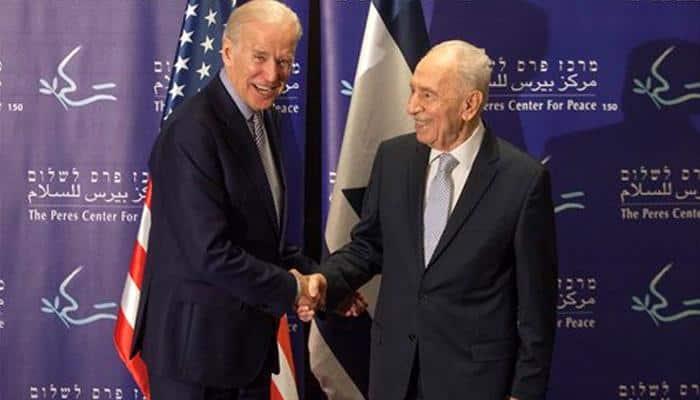 American killed in Tel Aviv stabbing spree as Joe Biden visits
