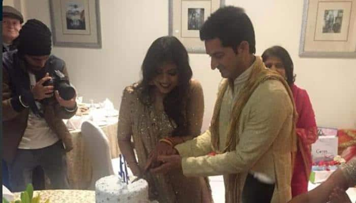 Indian cricketer Mohit Sharma gets married to girlfriend Shweta