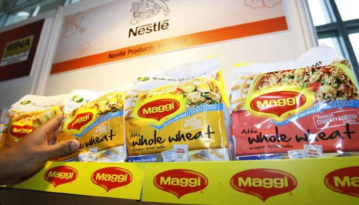 Maggi samples found 'sub-standard' in UP, Nestle disagrees