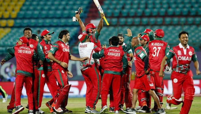 ICC World T20, Match 4: Oman stun Ireland by 2 wickets in thriller
