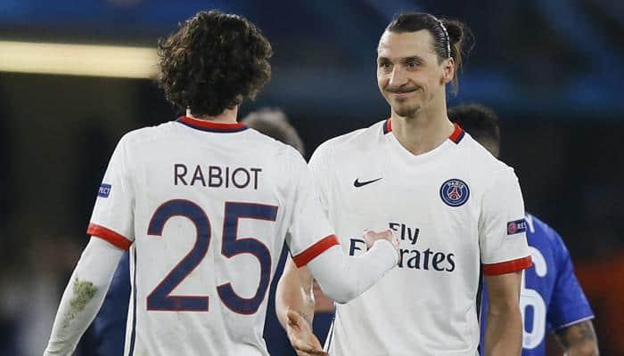 Champions League: PSG's Zlatan Ibrahimovic becomes 14th player to enter 50-goal club