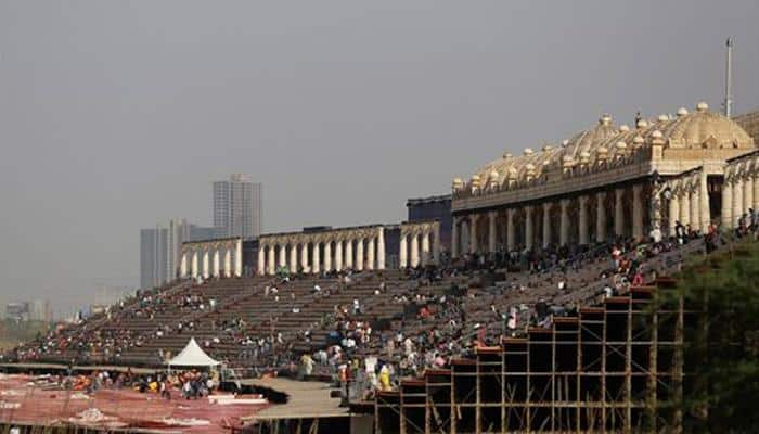 NGT threatens to withdraw permission for Culture Fest if Art of Living fails to pay fine by 4 pm