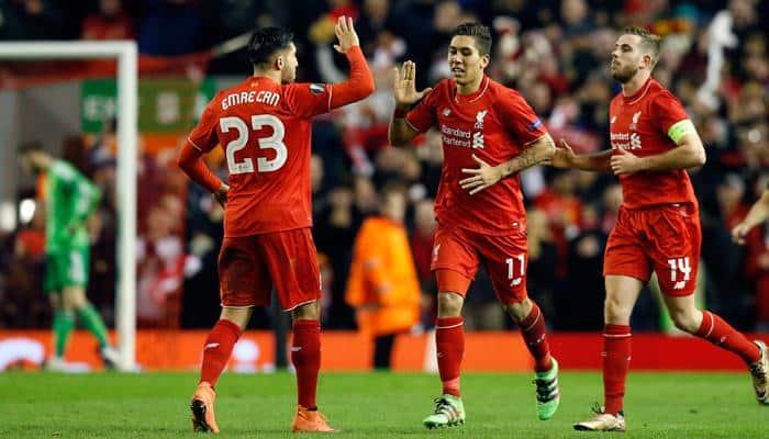 Europa League: Liverpool FC beat sorry Manchester United FC, Dortmund outclass Spurs