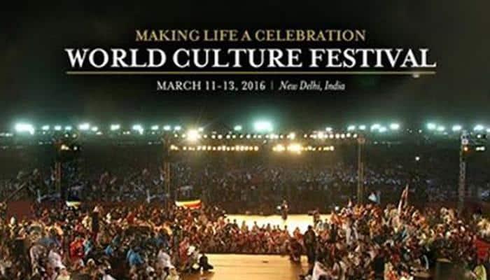 Rain may turn Sri Sri Ravi Shankar's World Culture Festival into damp squib