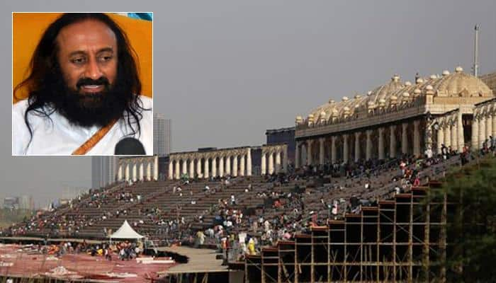 All set for Sri Sri's World Culture Fest as AOL agrees to pay fine, deposits Rs 25 lakhs