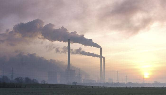 Record leap in carbon dioxide in 2015; largest y-o-y rise in 56 years!