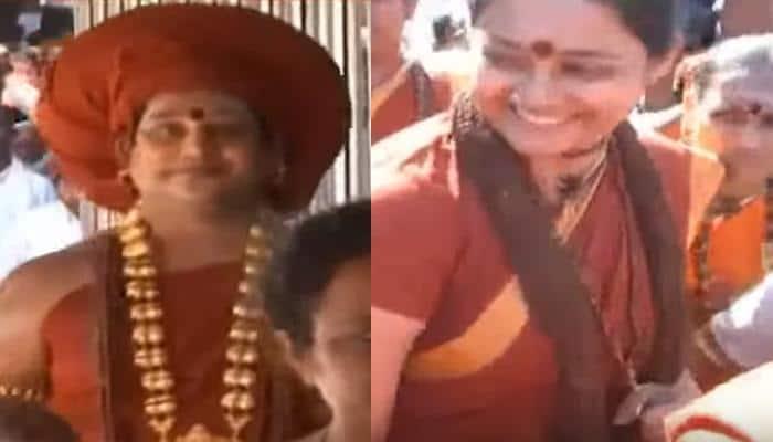 Swami nityananda sex scandal video