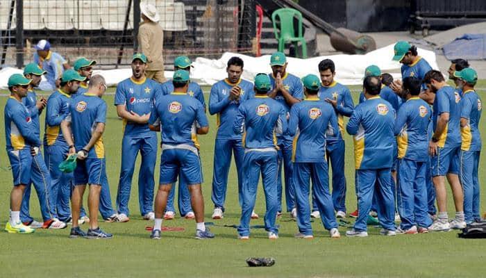 ICC World Twenty20: Focus shifts to cricket as Pakistan take on Sri Lanka in warm-up match