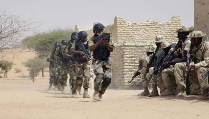 Nigerian army - Latest News on Nigerian army   Read Breaking