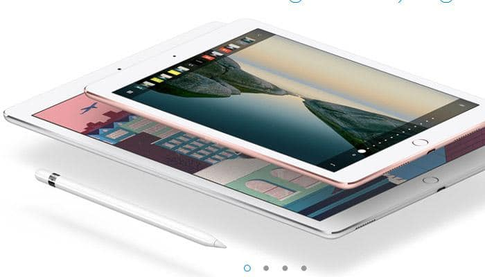 Key Features of Apple's 9.7-inch iPad Pro