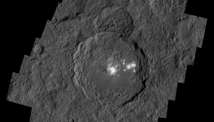 NASA's Dawn reveals mysterious bright spots on Ceres – Watch!