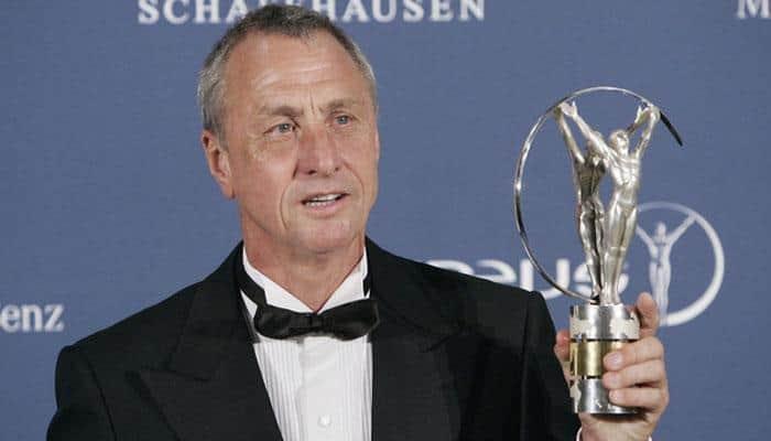 Legendary Dutch footballer Johan Cruyff dies at 68 after cancer battle