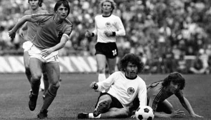 Johan Cruyff, the total footballer who left an indelible legacy behind