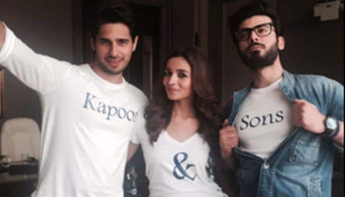 'Kapoor and Sons's fever continues to grip B-town