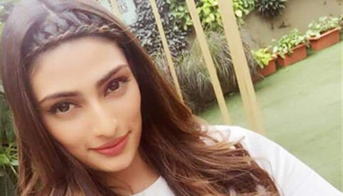 Great time to be in Hindi filmdom: Athiya Shetty