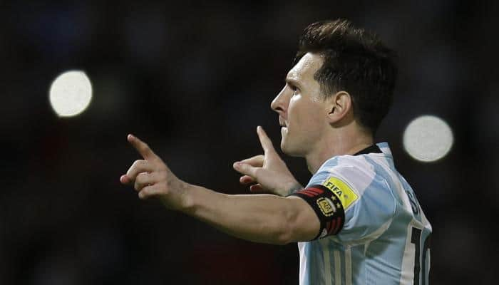 2018 FIFA World Cup qualifiers: Lionel Messi scores 50th international goal as Argentina down Bolivia