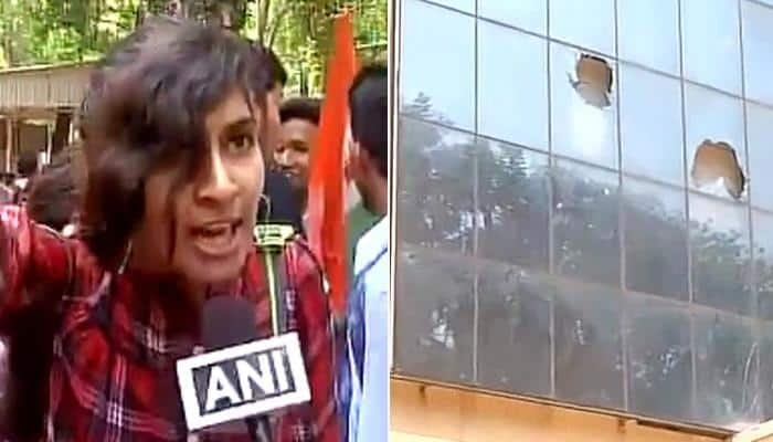 Karnataka Class 12 Chemistry exam cancelled again after fresh question paper leak; students protest