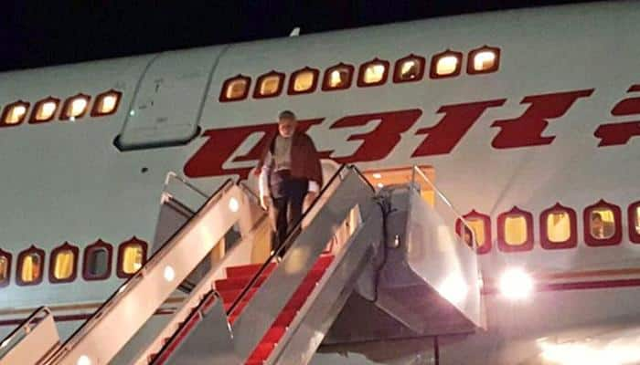 PM Narendra Modi arrives in Washington to attend Nuclear Security Summit
