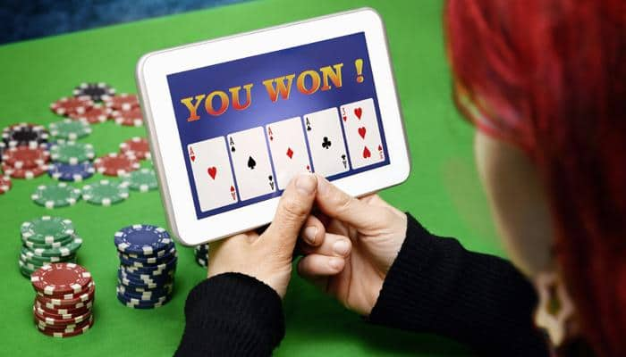 Online gambling growing among teenagers: Study | And More ... News ...