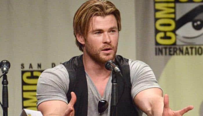 I am a feminist, says Chris Hemsworth