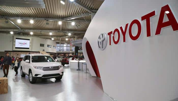 Toyota, Microsoft to collaborate on connected-car technology