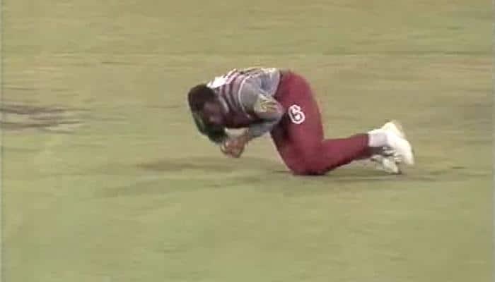 SHOCKING VIDEO: Shameful! Watch big cheating in cricket...