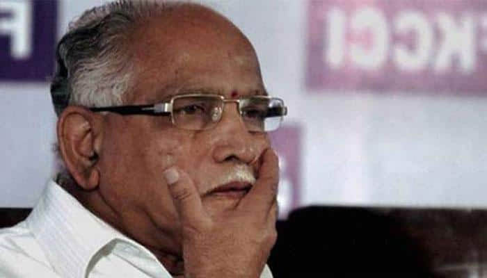 Amit Shah announces new team, Yeddyurappa returns as Karnataka BJP chief