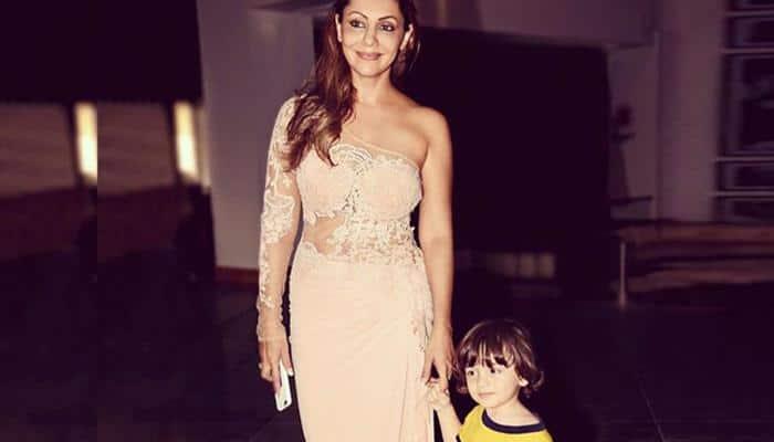 Shah Rukh Khan, kids are really supportive of my work: Gauri Khan