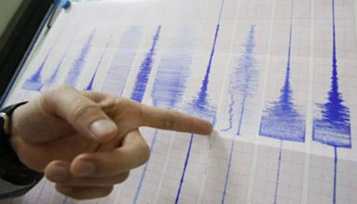 Earthquake jolts North India: Shocked politicians react to it on Twitter