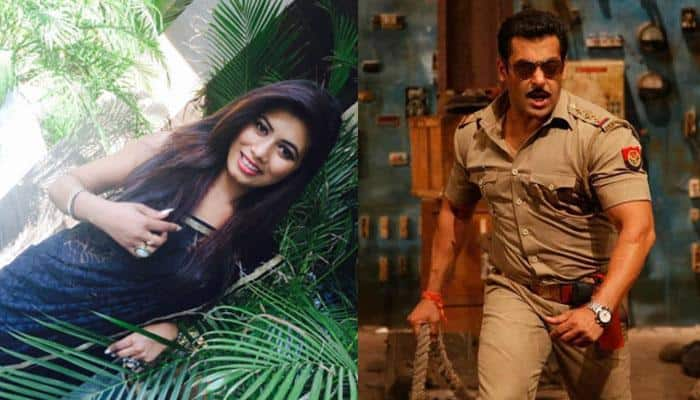Pearl Raah not in Salman Khan's 'Dabangg 3', goes TOPLESS for publicity?
