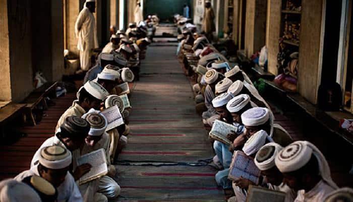 Communal harmony: This madrassa-turned-school has Hindu principal from RSS' Adarsh Vidya Mandir