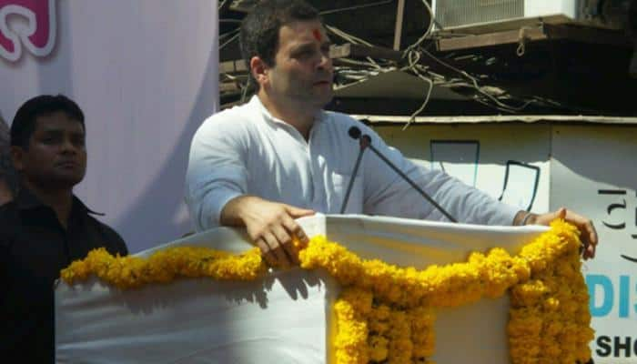 Excise duty an assassination attempt on small traders: Rahul Gandhi at Jhaveri Bazar in Mumbai