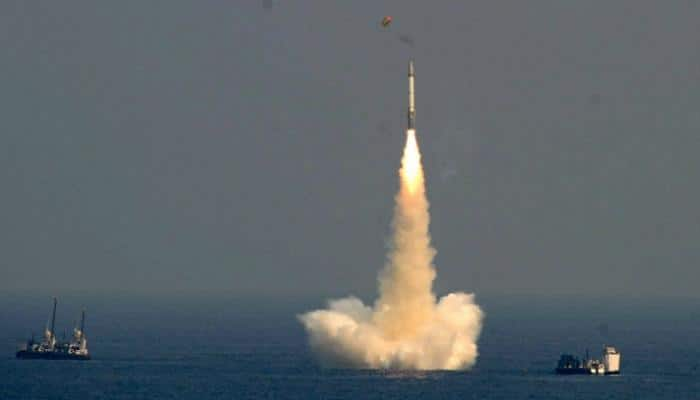 India conducts secret test of submarine-launched K-4 nuclear-capable missile: Report